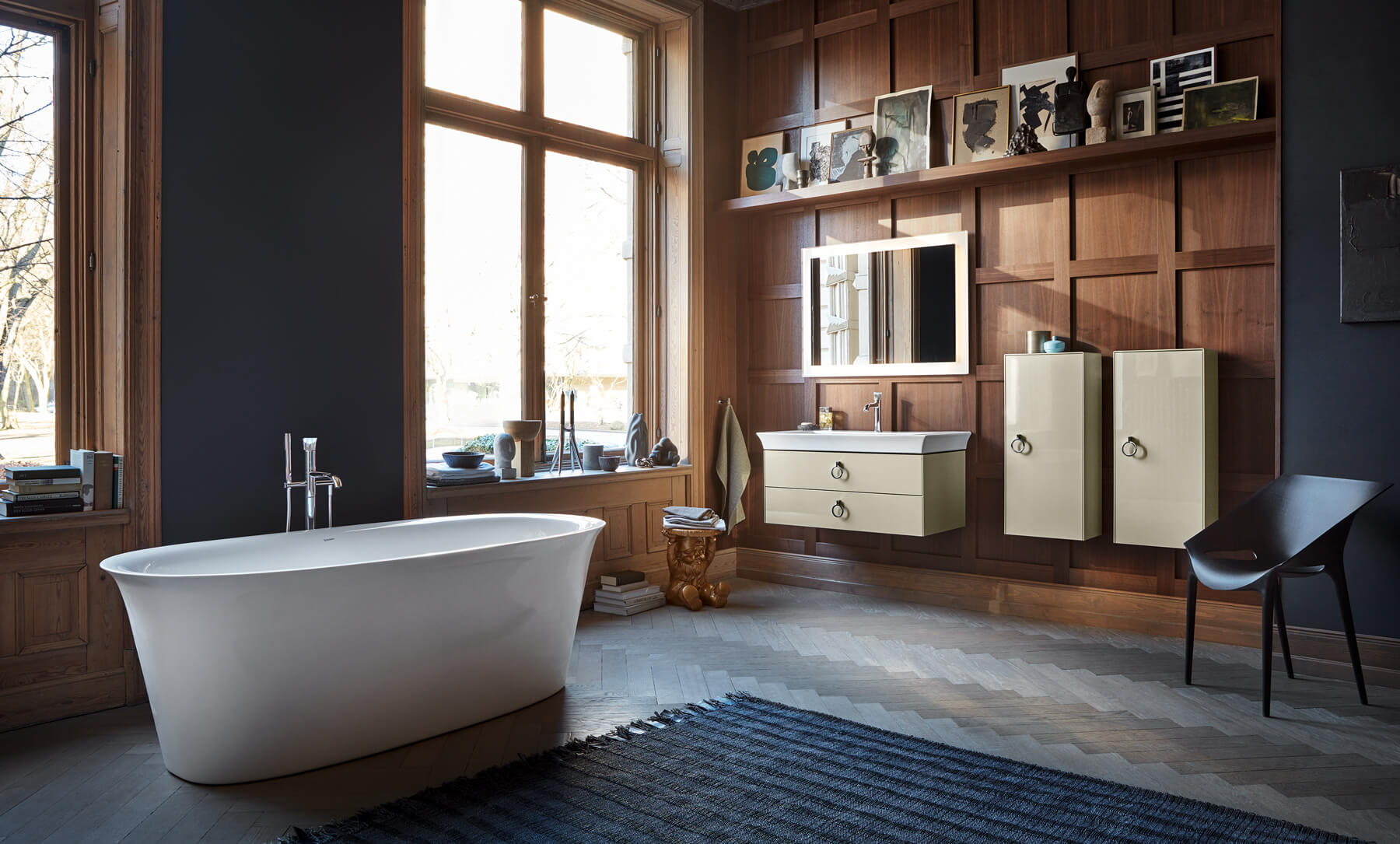 WHITE TULIP (DURAVIT) - Bathrooms