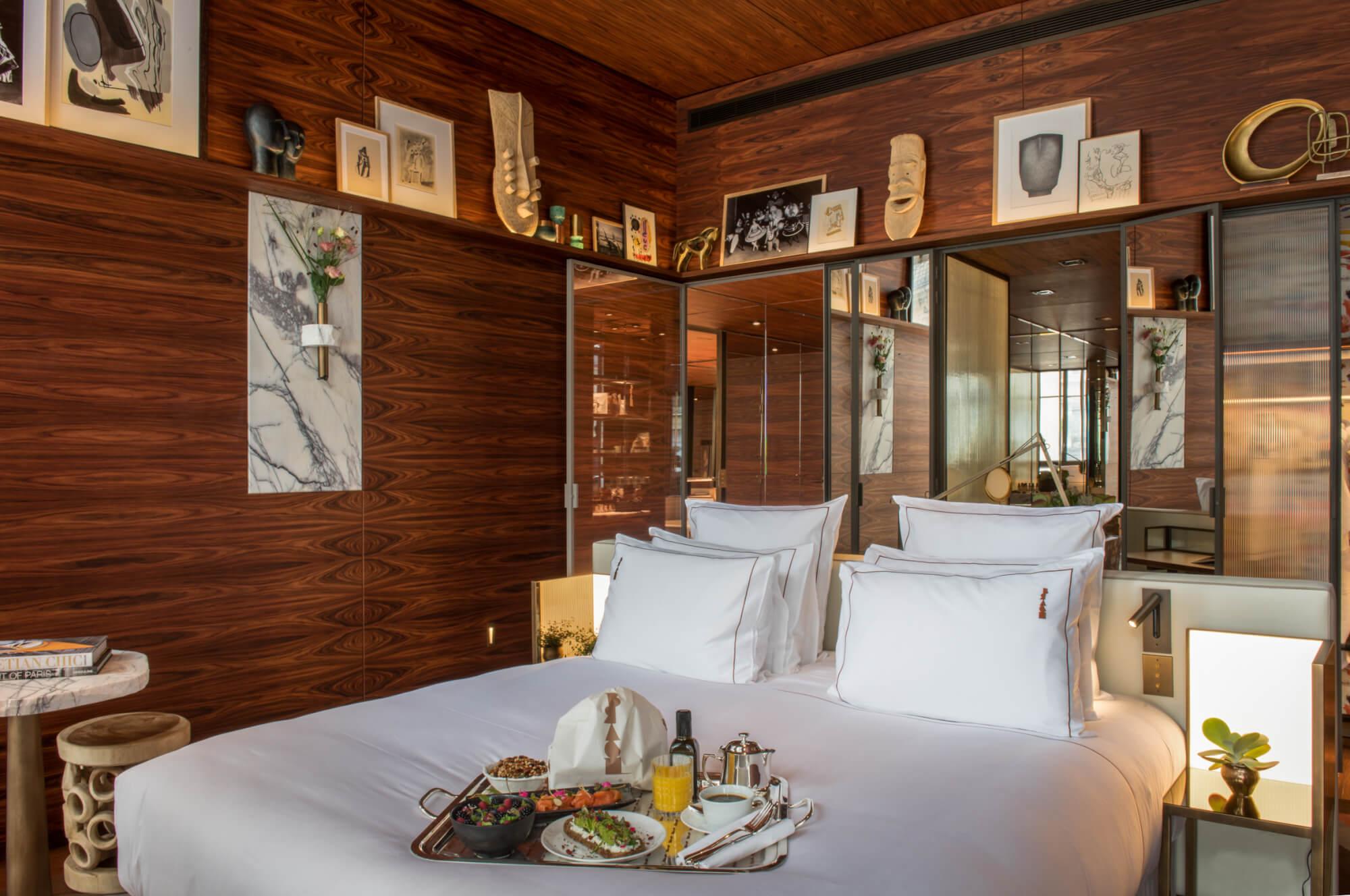 Weekday Wanderlust   Places: Brach Hotel & Restaurant, Paris