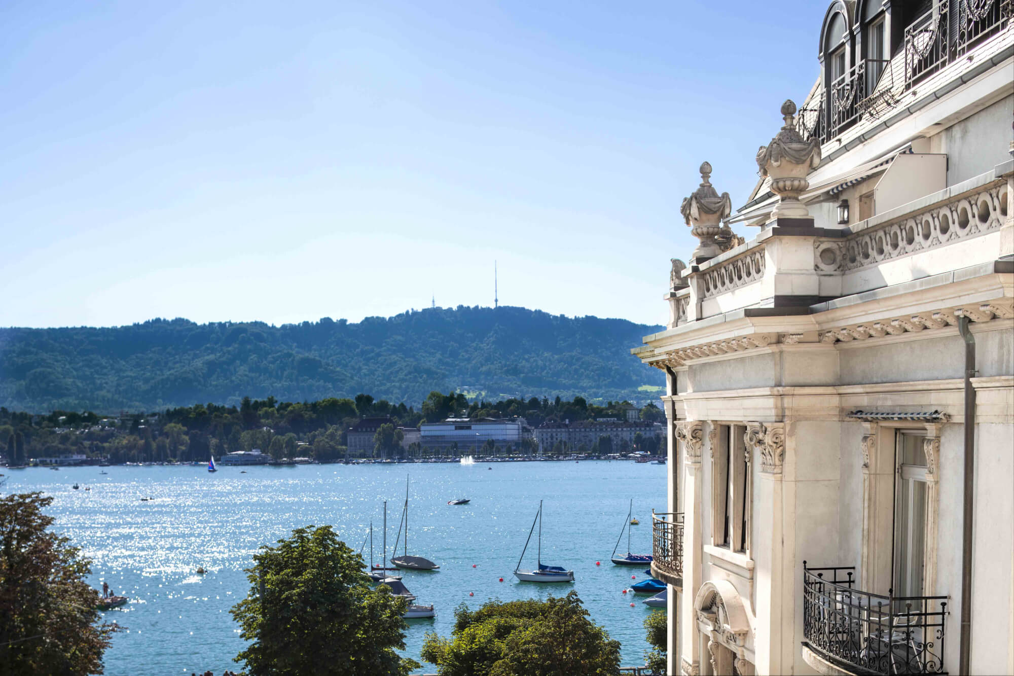 LA RESERVE EDEN AU LAC HOTEL TO OPEN IN ZURICH
