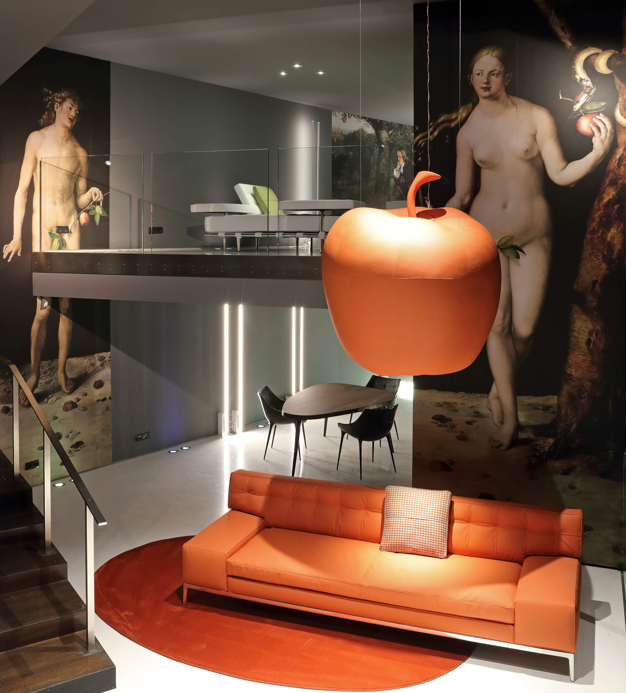 Cassina Croque La Pomme - Experimentation and innovation by Philippe Starck