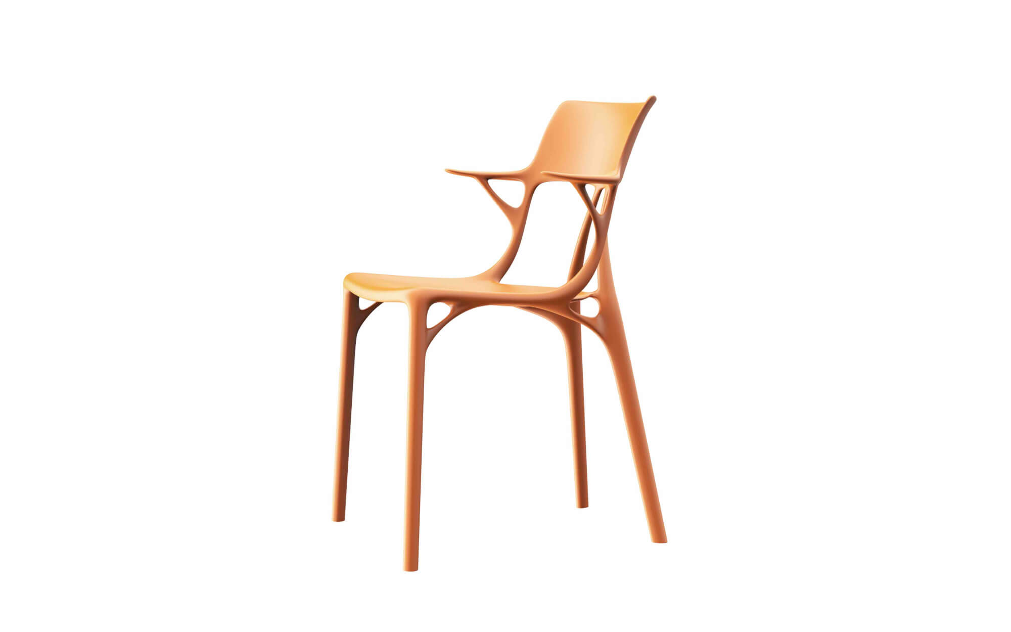 A.I. FOR KARTELL BY STARCK, POWERED BY AUTODESK  - Chairs