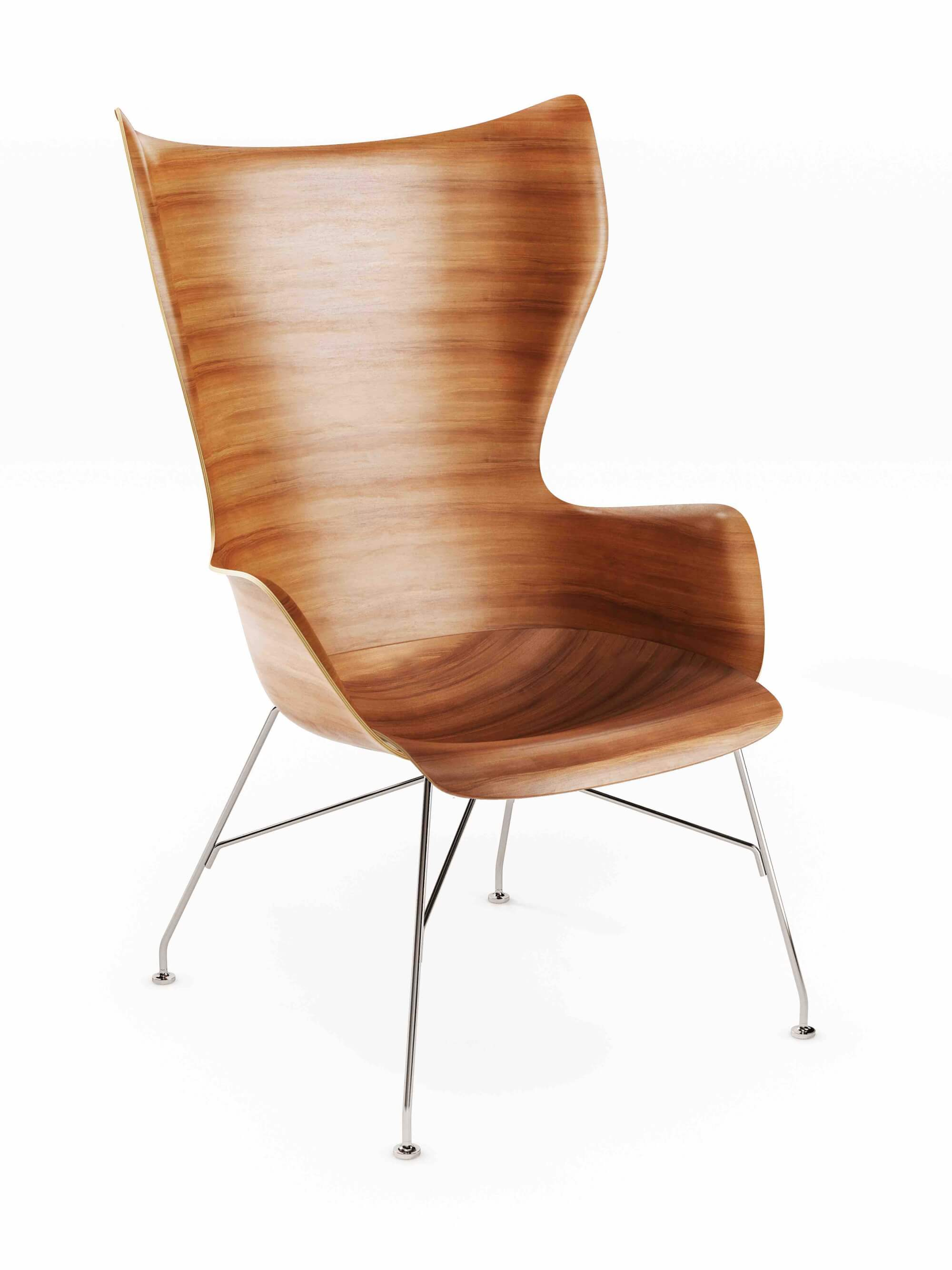 SMART WOOD (KARTELL) - Chairs