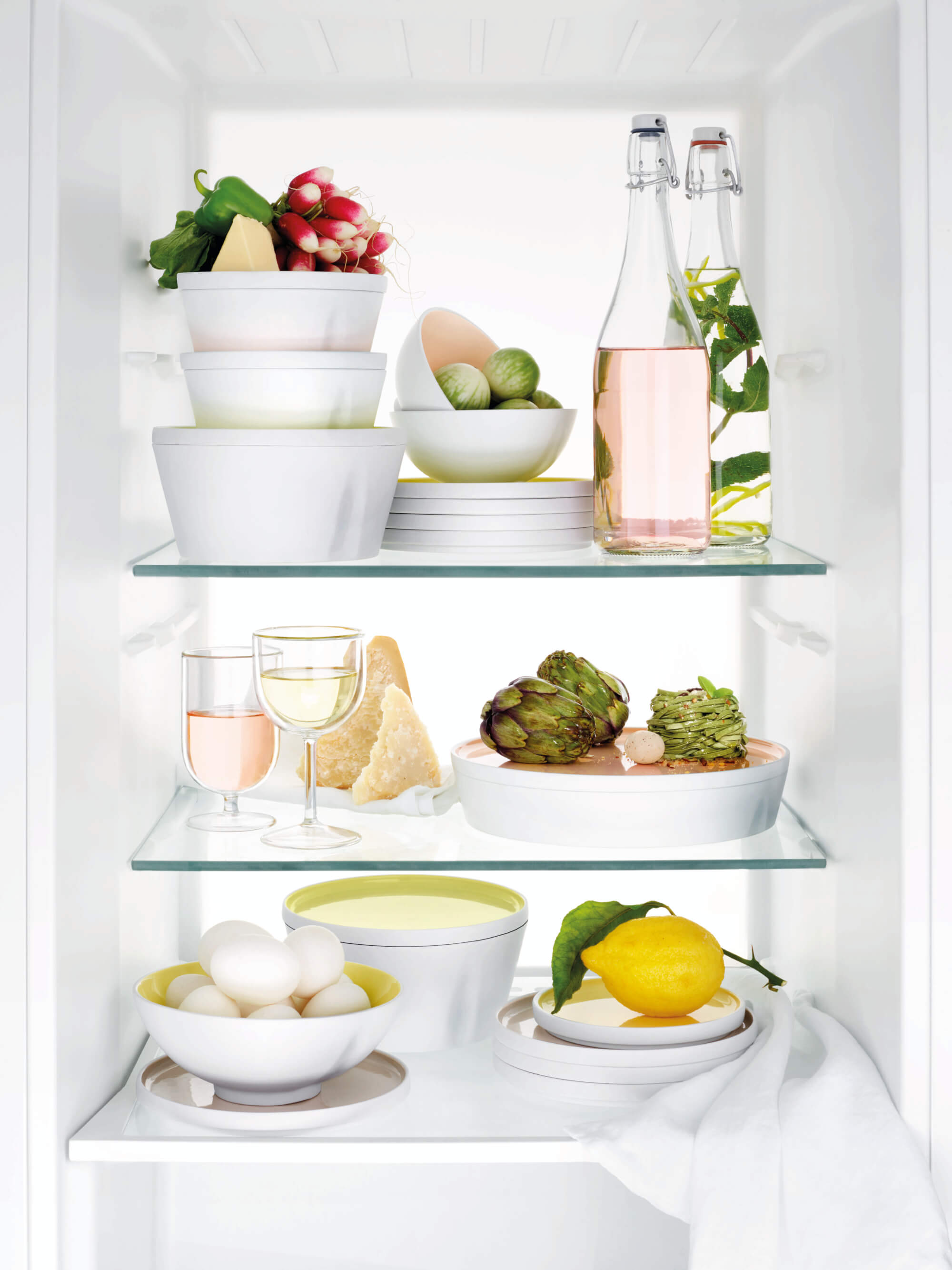 L'Econome by Starck, Degrenne – Tableware and Glassware collections
