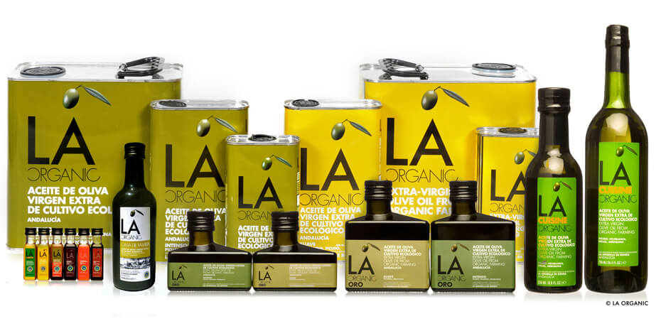 LA Organic, olive oil and vinegars (LA ORGANIC)