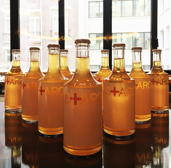 STARCK BEER PARTNERS WITH FUBIZ TALKS