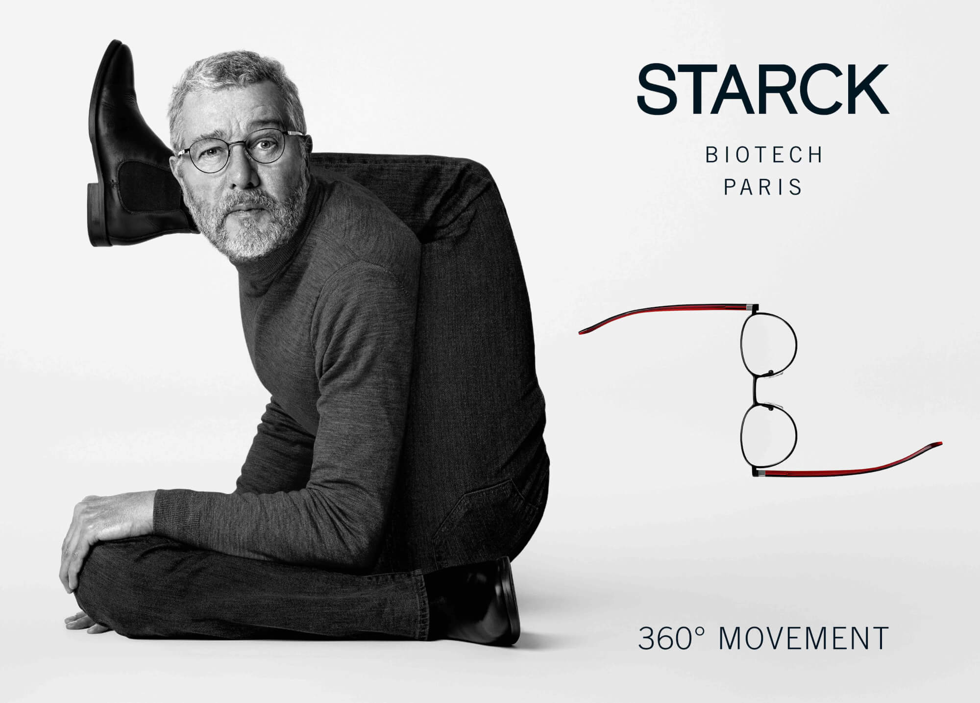 STARCK BIOTECH PARIS LAUNCHES A NEW BREED OF FLEXIBILITY -