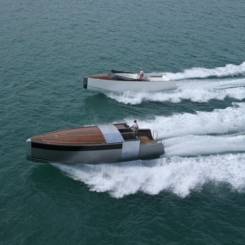 Limo (Yacht A's Tender Motor)