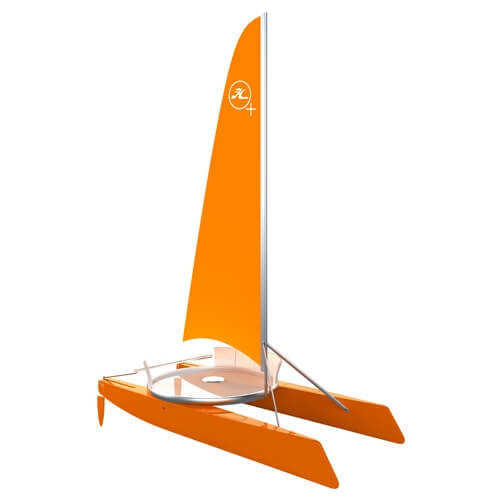 H+ Catamaran (Hobie Cat)