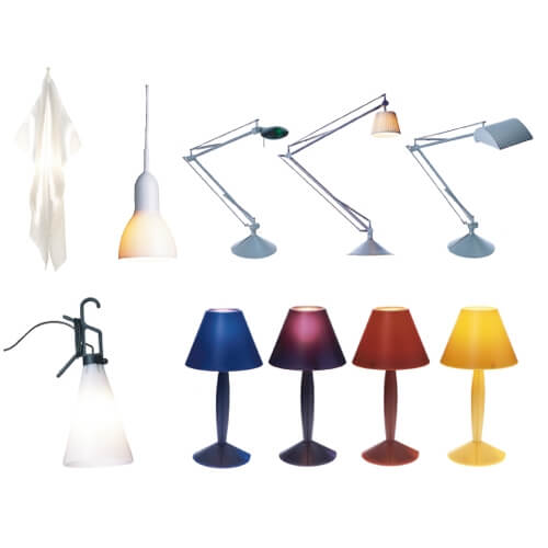 Lamps - Good Goods catalog (La Redoute)