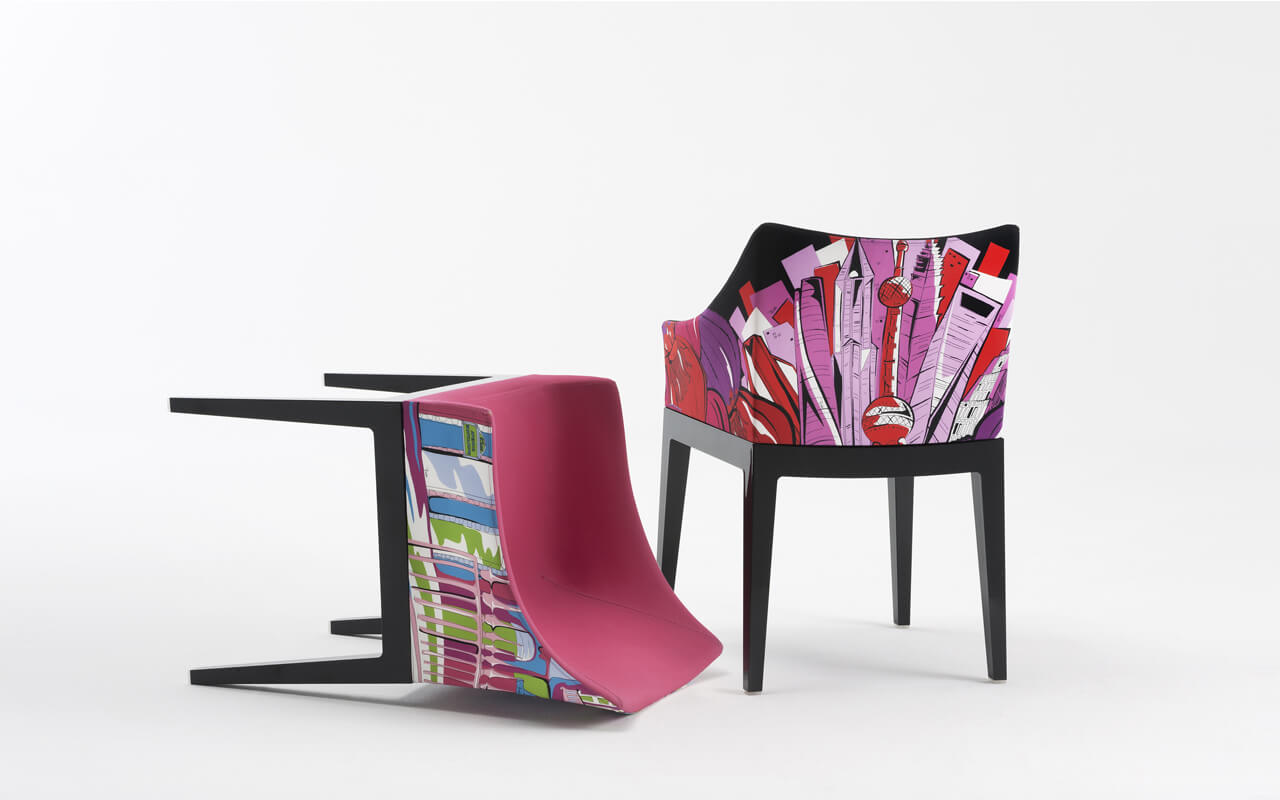 MADAME (KARTELL) - Armchairs