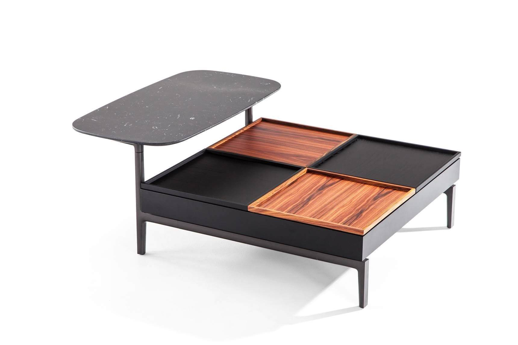 VOLAGE EX-S COFFEE TABLE (CASSINA) - Tables