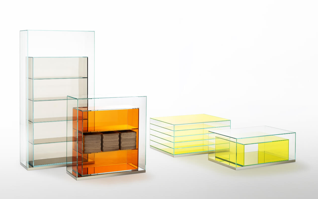 BOXINBOX (GLAS ITALIA) - Tables