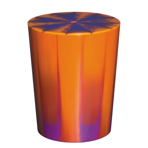 Ethno Plastic Table Container