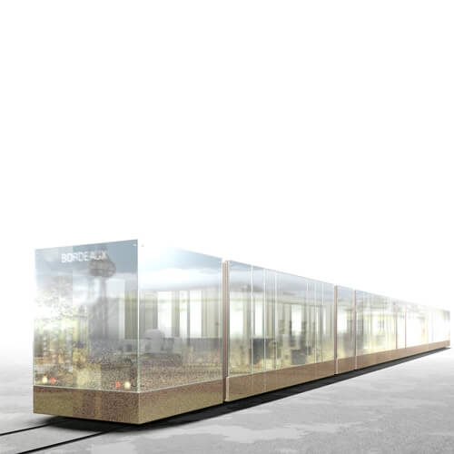 Tramway Bordeaux (Project)
