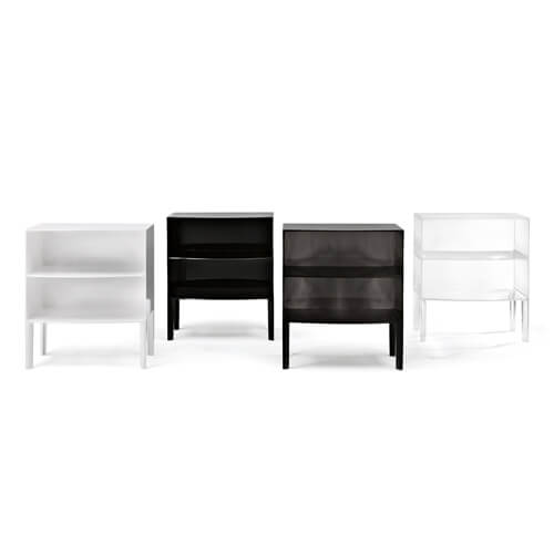 Ghost Buster (KARTELL) - Shelves and Drawers
