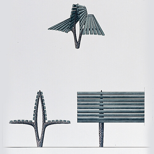 BENCH (JC DECAUX)