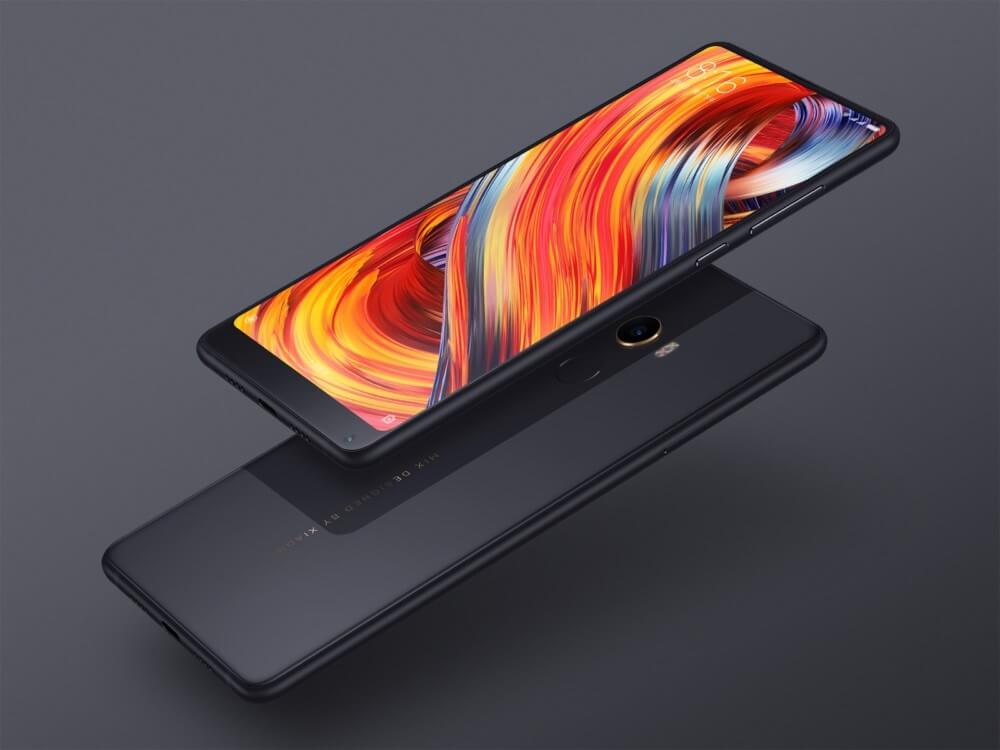 MI MIX 2 BY STARCK - High-Tech
