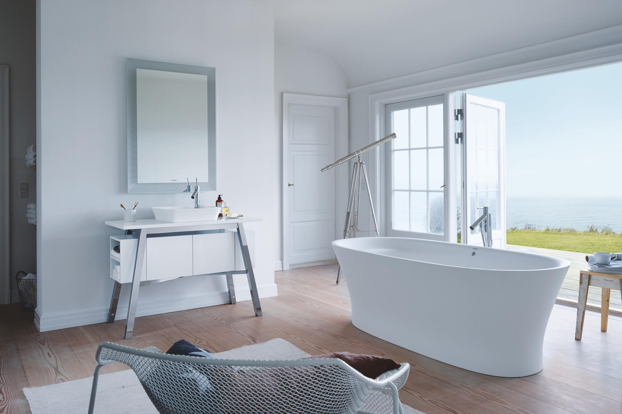 CAPE COD by Starck (DURAVIT) - Bathrooms