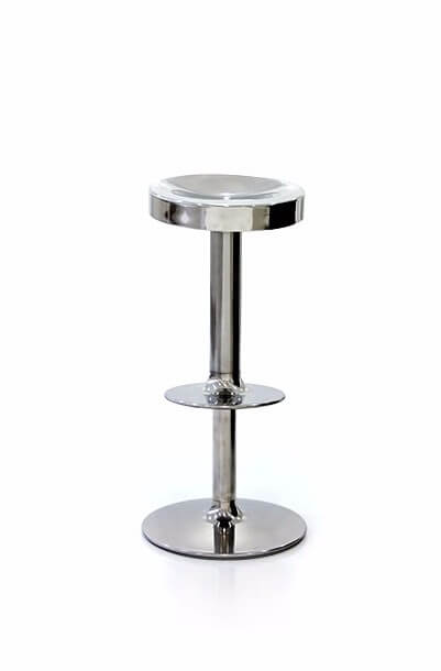 S.S.S.S Sweet Stainless Steel Stool (Magis)