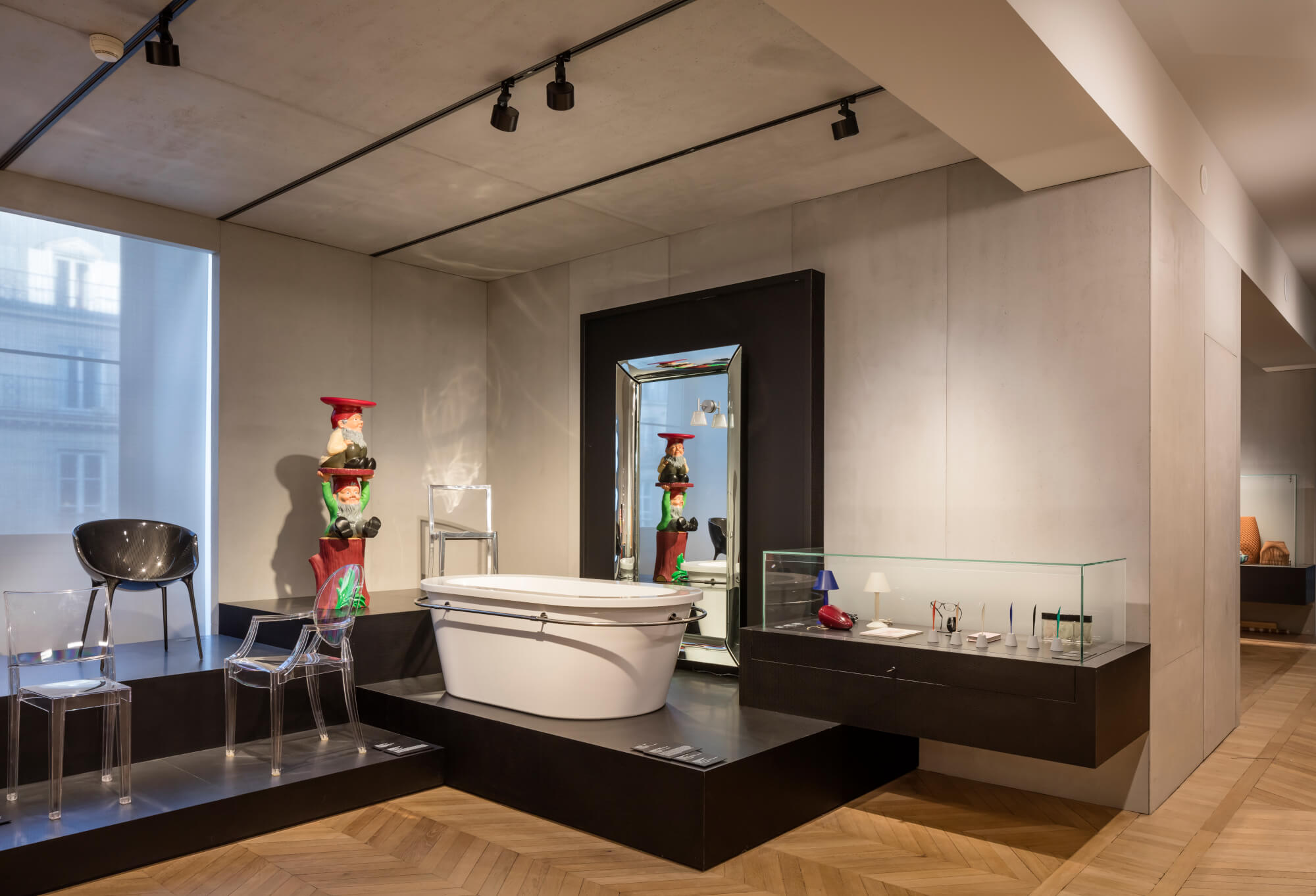 """PHILIPPE STARCK & DESIGN FOR EVERYONE"" AT MAD"