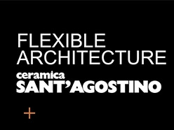 Flexible Architecture Ceramica Sant Agostino by Starck -
