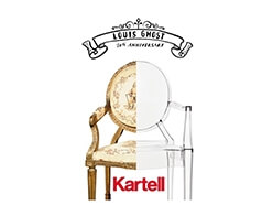 10 years of the Louis Ghost (KARTELL) -
