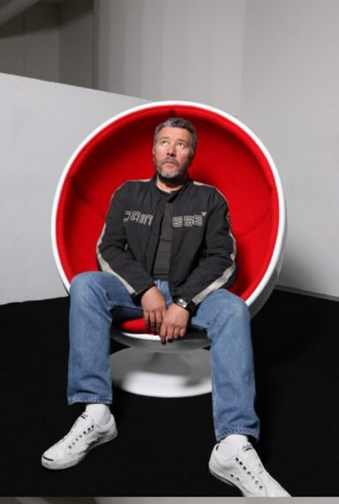 Philippe Starck at Canal -