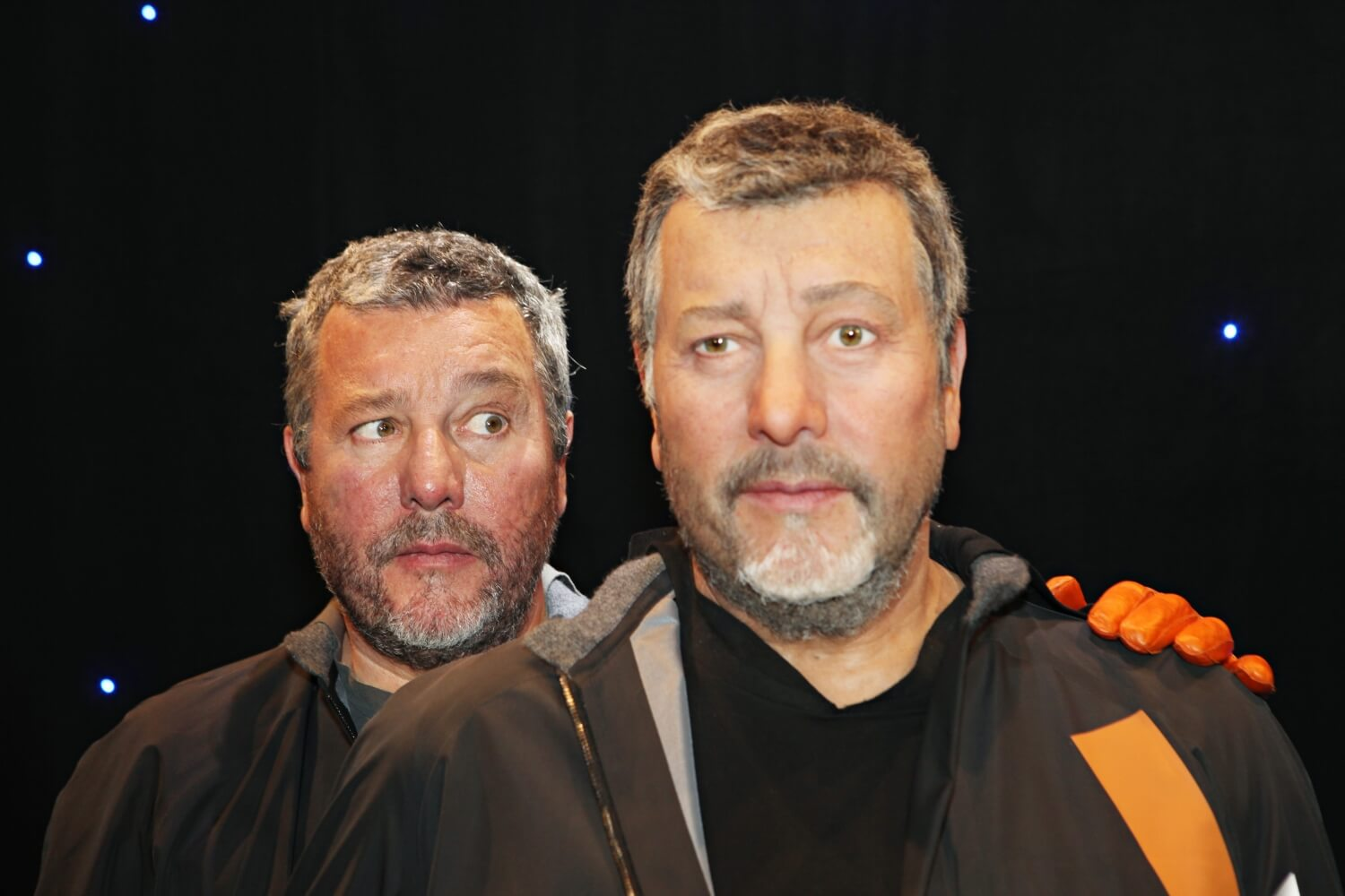 Philippe Starck at the Grévin Museum -