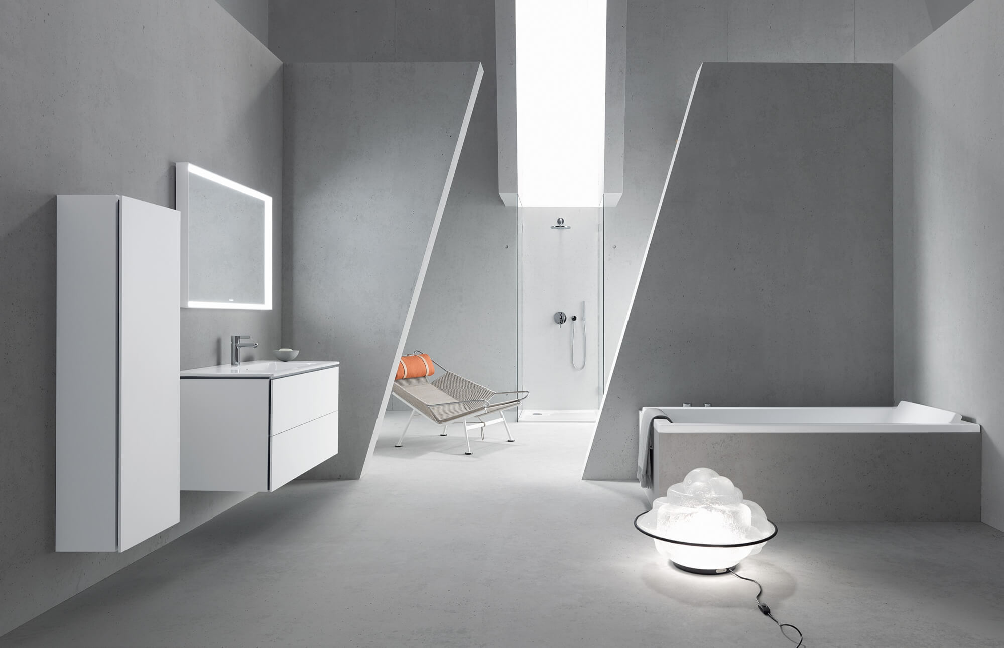 Lancement Collection Duravit Me By Starck -