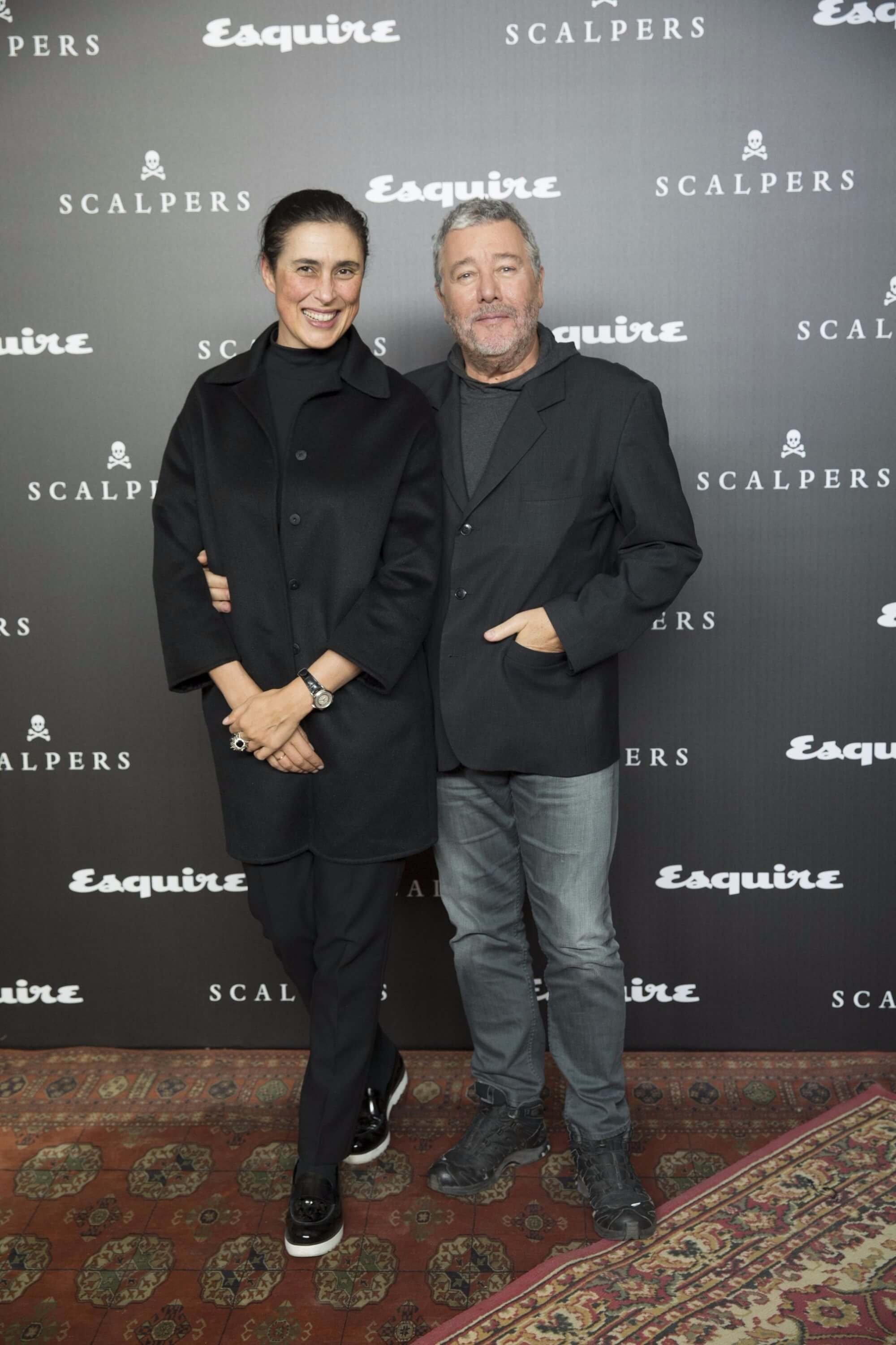 Starck honored with the Esquire Spain Award as Designer of the Decade -