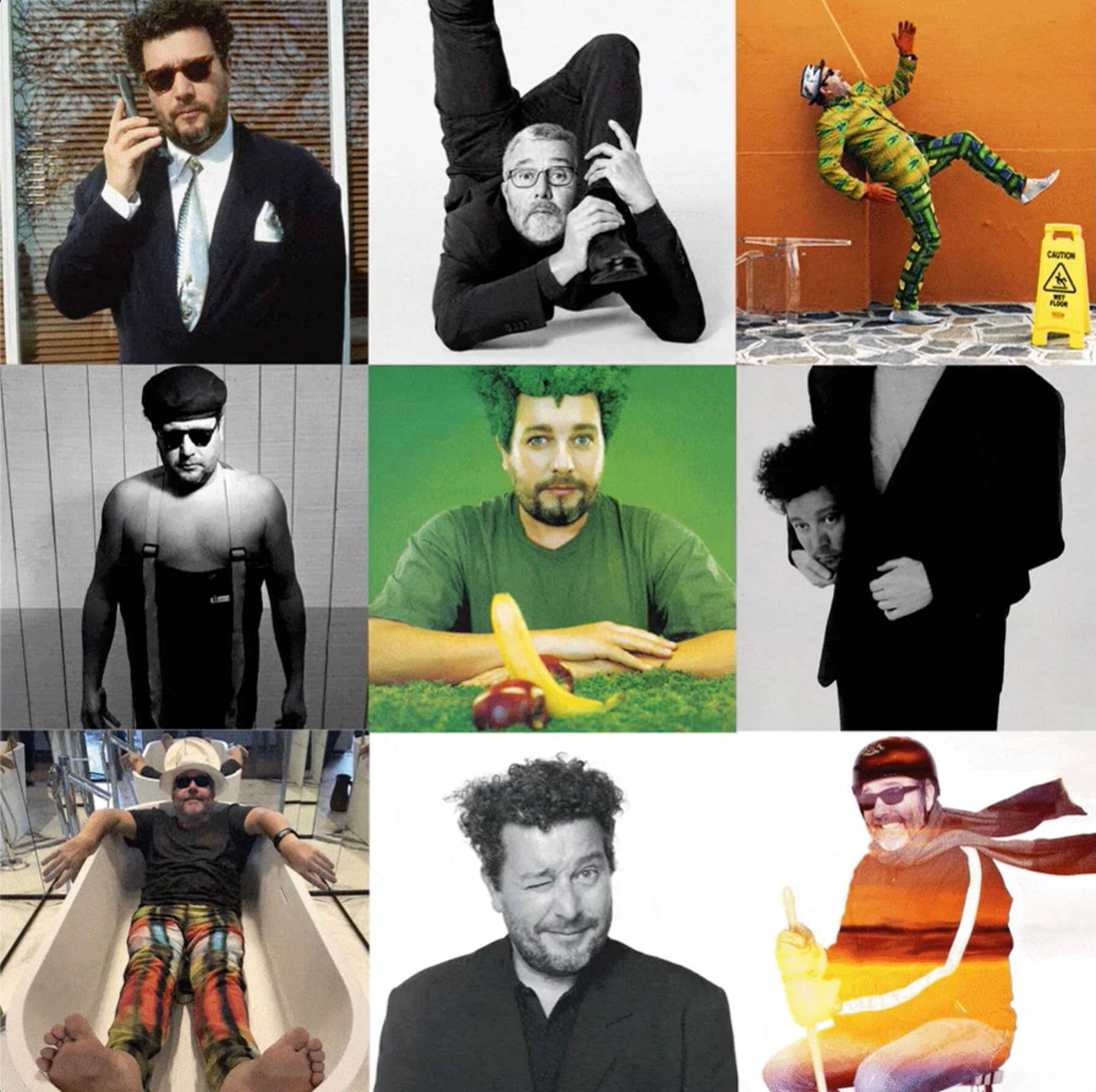 INTERVIEW - Philippe Starck on humor