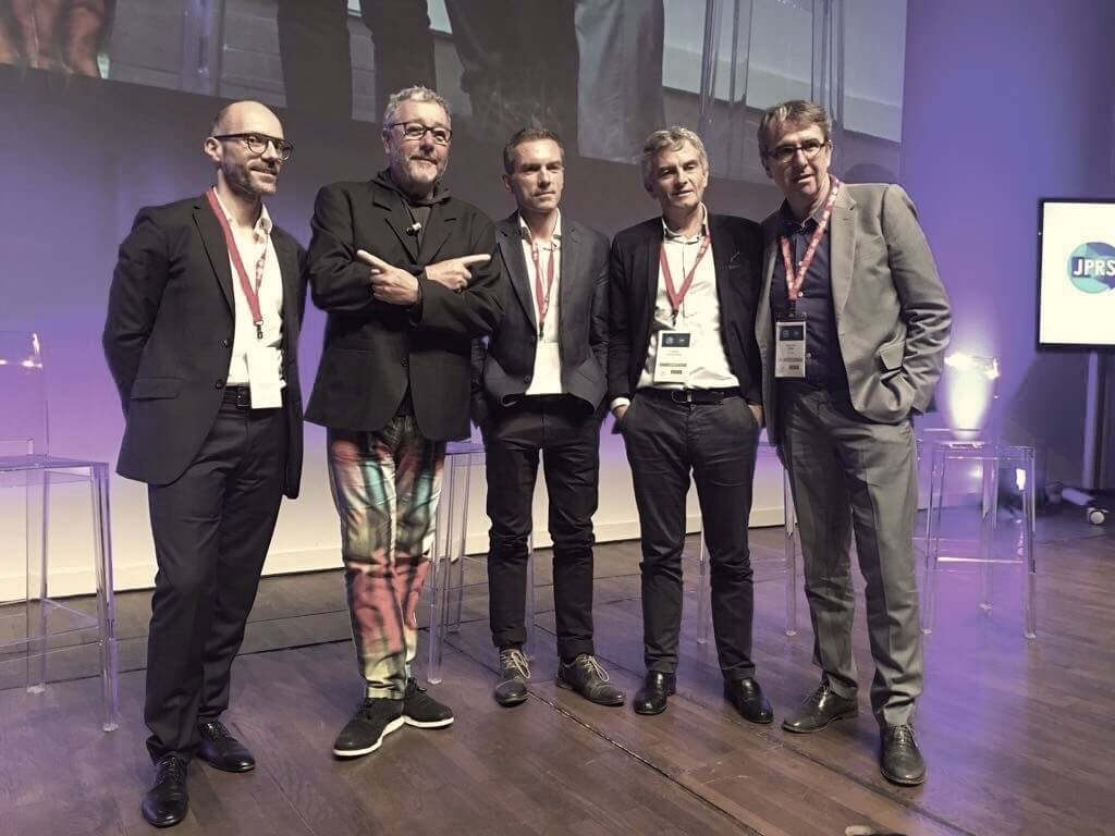 Sefam and Philippe Starck present SEFAM S.BOX BY STARCK to the specialized scientific community