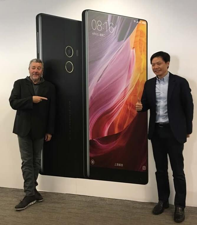 Mi Mix 2 : Starck and Xiaomi, the story goes on.