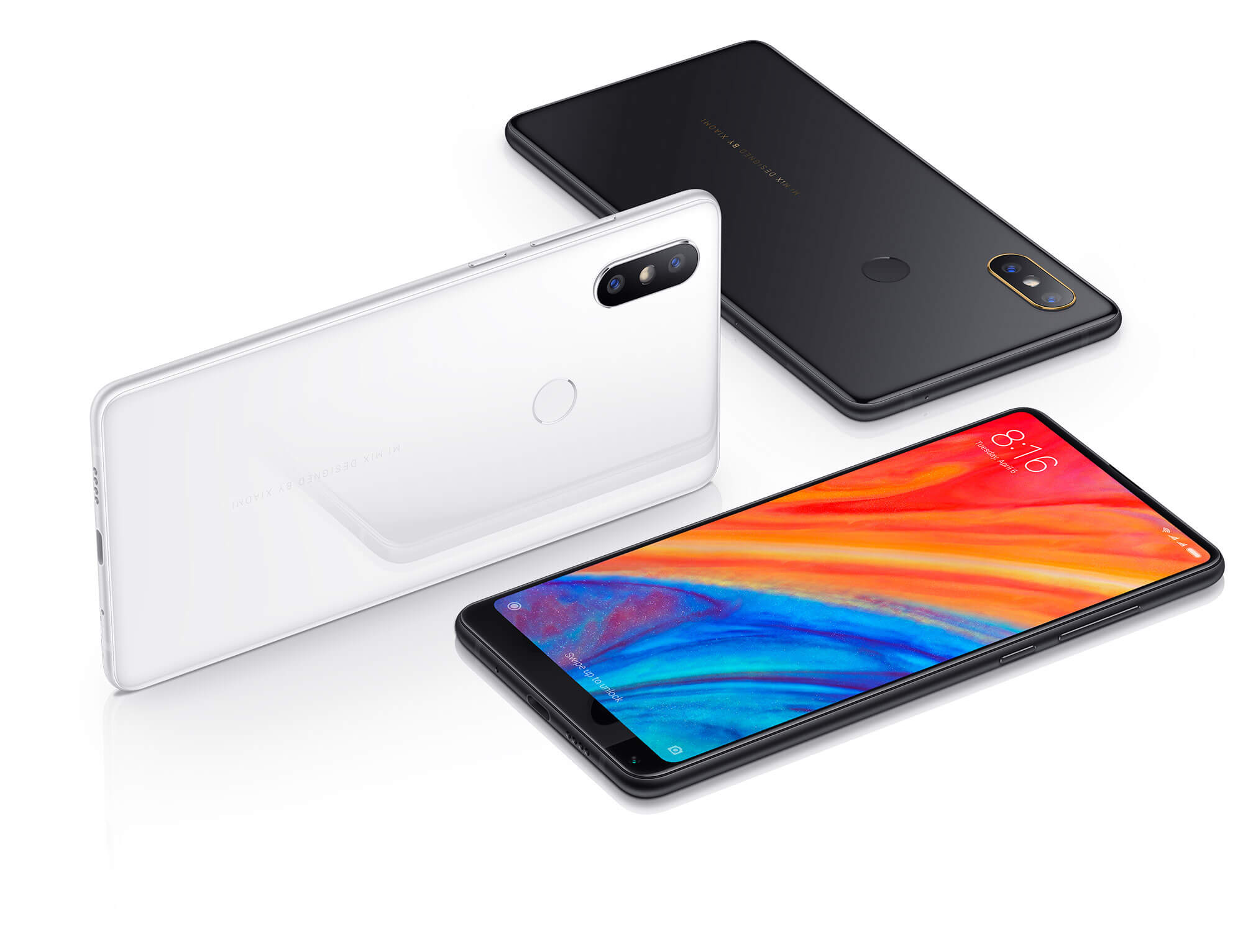 Mi Mix 2s By Starck (Xiaomi) - High-Tech