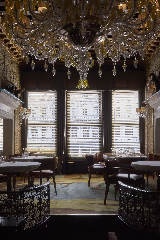 Quadri philippe starck architecture interiors restaurants quadri 0 ristorante quadri arubaitofo Gallery