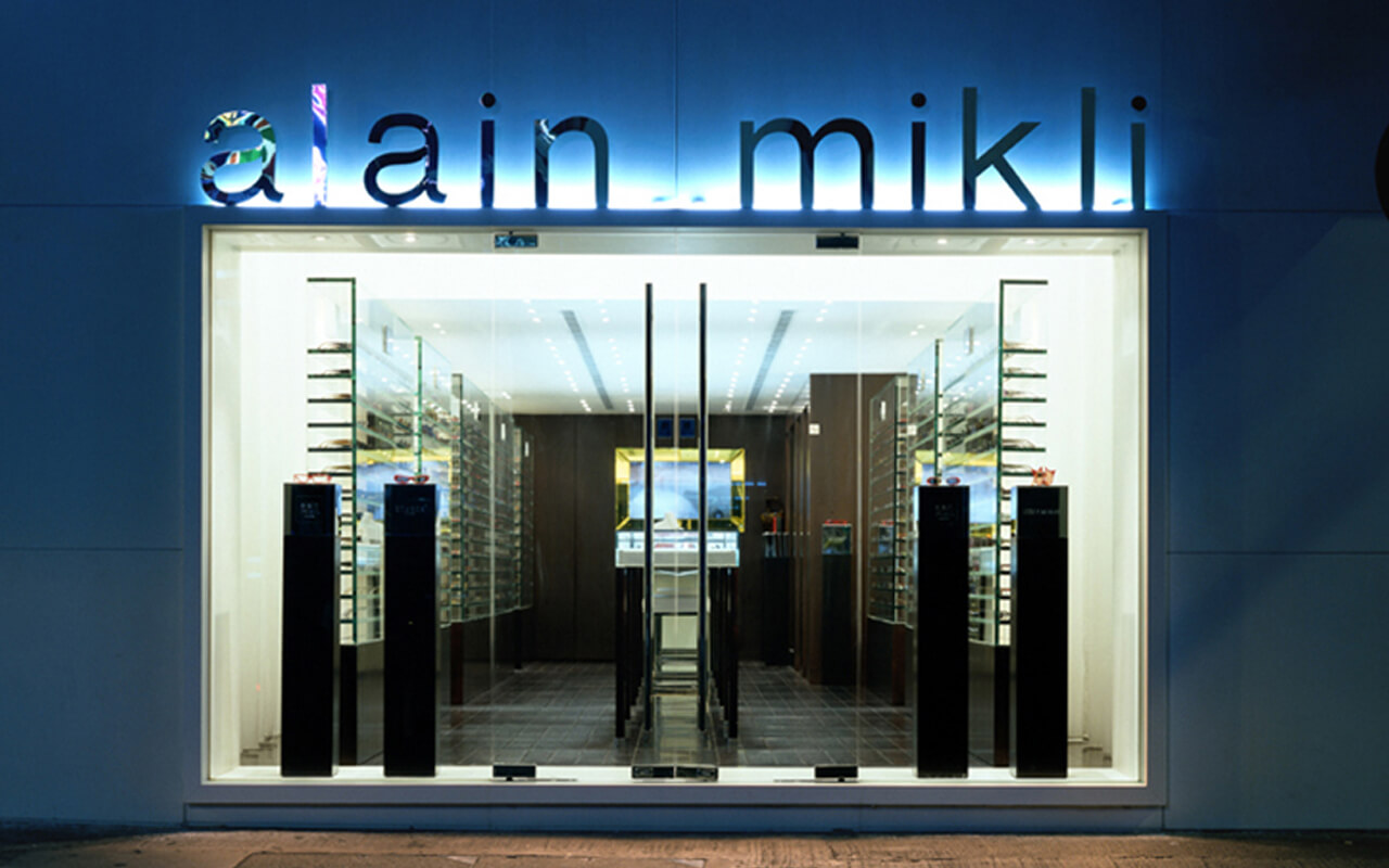 Alain Milki Shop, Hong Kong