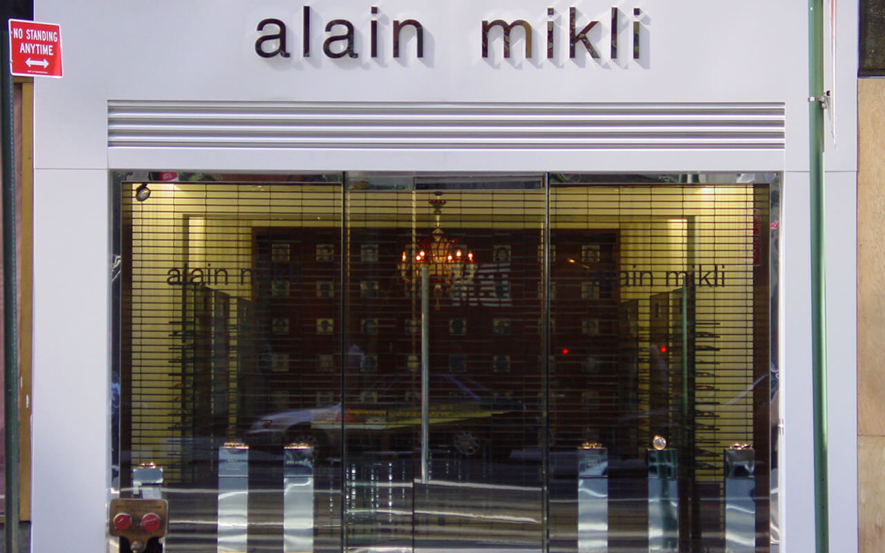Alain mikli Shop, New York 57 - Stores