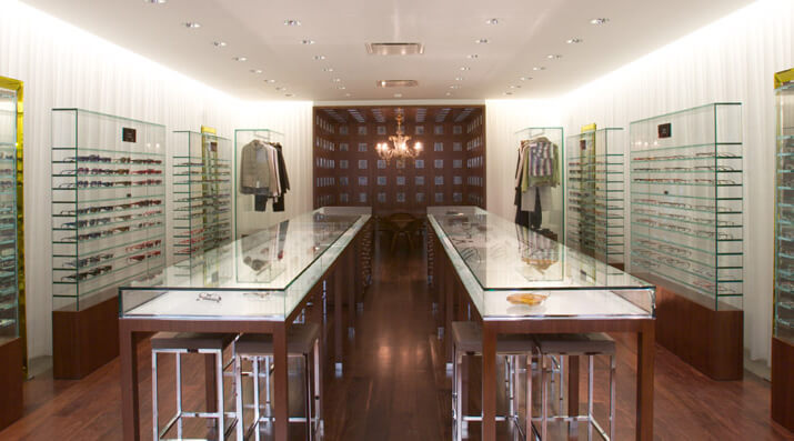 Boutique Alain Mikli, New York 76 - Stores