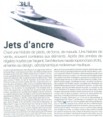Jets d'ancre