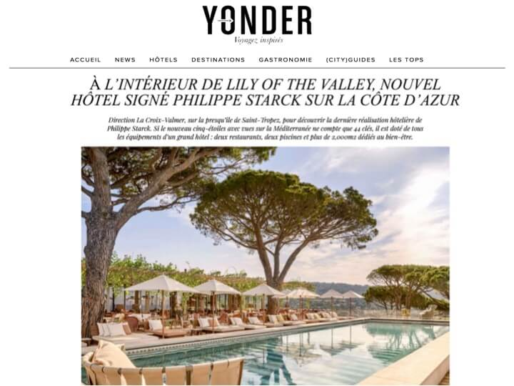 YONDER.FR - Lily of the Valley