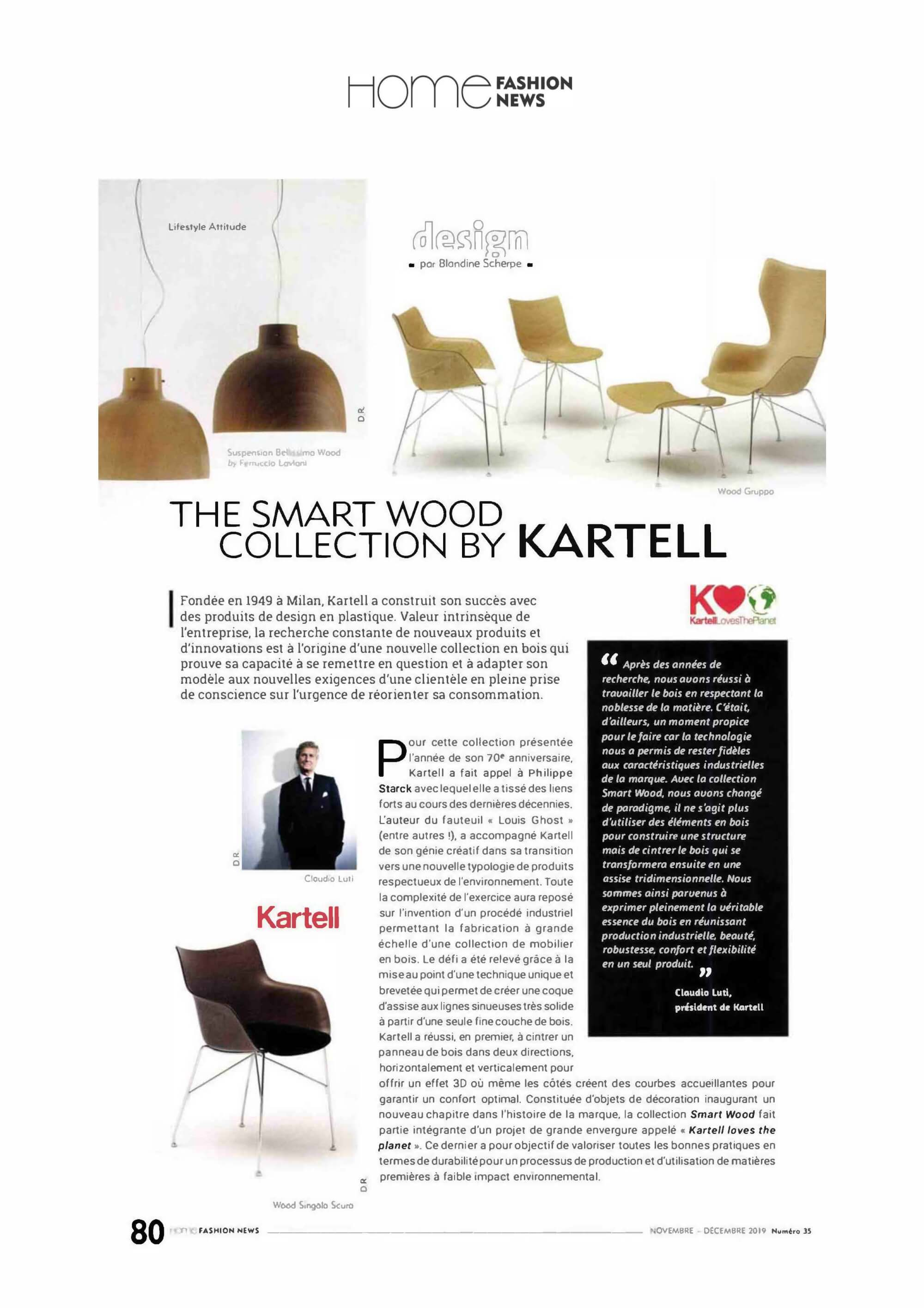 HOME FASHION NEWS - Kartell